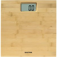 Salter Bamboo Scales Light Brown