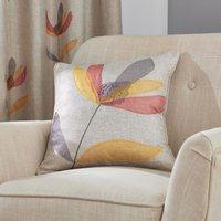Blomma Cushion Multi Coloured