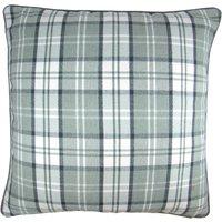 Large Isabella Grey Cushion Cover Grey