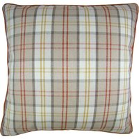 Large Isabella Harvest Cushion Cover Rust (Red)