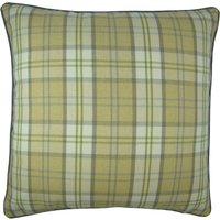 Large Isabella Ochre Cushion Cover Ochre
