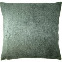 Large Orlando Charcoal Cushion Cover Charcoal