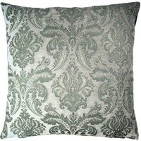 Large Scarlett Silver Cushion Cover Silver