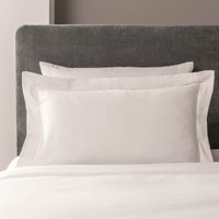 5A Fifth Avenue Modal White Pintuck Cuffed Oxford Pillowcase White