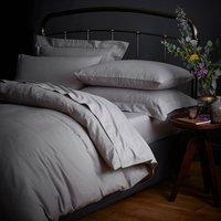Fogarty Natural Cosy Temperature Regulating Grey Duvet Cover Grey