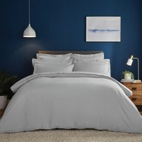 Fogarty Soft Touch Platinum Duvet Cover and Pillowcase Set Platinum