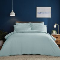 Fogarty Soft Touch Ocean Blue Duvet Cover and Pillowcase Set Ocean (Blue)
