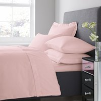 Fogarty Soft Touch Heather Duvet Cover and Pillowcase Set Heather