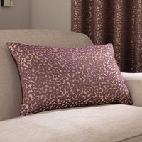 5A Fifth Avenue Madison Plum Cushion Plum Purple