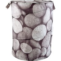 Pebbles Pop Up Bin Grey