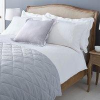 Marissa Matalasse Grey Bedspread Grey