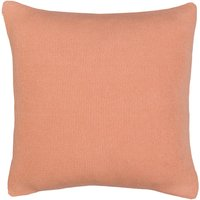Block Fine Knit Dual Colour Cushion Pink