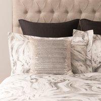 5A Fifth Avenue Delancey Silver Cushion Silver