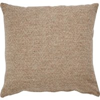 Nico Biscuit Cushion Cover Biscuit (Brown)