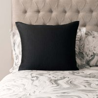 5A Fifth Avenue Bryant Grey Continental Pillowcase Grey