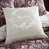 Dreams Natural Linen Cushion Natural