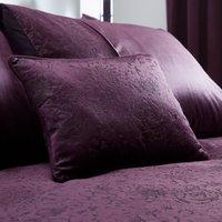 Serena Plum Cushion Plum (Purple)