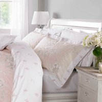 Holly Willoughby Ruby Pink Pillowcase Pink