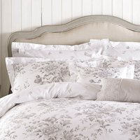 Holly Willoughby Ruby Grey Pillowcase Grey