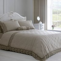Gretta Grey Bedspread Grey