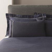 5A Fifth Avenue Portland Navy Housewife Pillowcase Pair Navy (Blue)