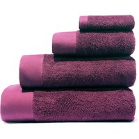 Air Rich Mulberry Towel Mulberry (Purple)