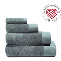 Air Rich Steel Towel Steel
