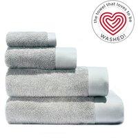 Air Rich Dove Grey Towel Grey