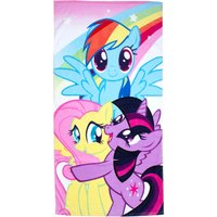 My Little Pony Equestria Towel Multi Coloured