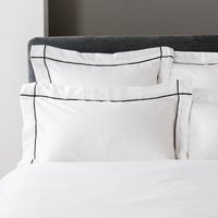 5A Fifth Avenue Portland White Oxford Pillowcase White