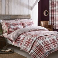 Hartford Red Bedspread Red