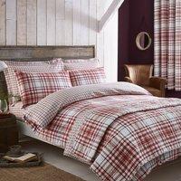 Hartford Red Bedspread Red