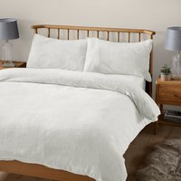 Teddy Bear Cream Quilt Cover Cream
