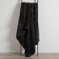 Aspen Charcoal Throw Charcoal