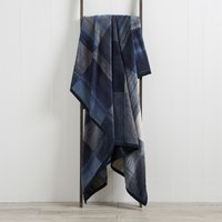 Thermosoft Navy Blanket Navy (Blue)