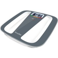 Terraillon Colour Coach Quattro Digital Bathroom Scale Grey