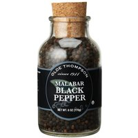 Olde Thompson Small Malabar Pepper Jar Clear