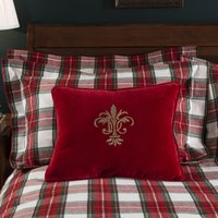 Dorma Isla Cushion Red