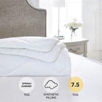 Dorma Full Forever 7.5 Tog Duvet White