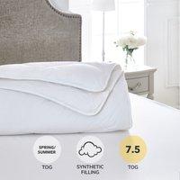 Dorma Full Forever Anti Allergy 7.5 Tog Duvet White