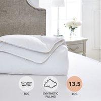 Dorma Full Forever Anti Allergy 13.5 Tog Duvet White