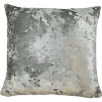 Large Merlin Silver Cushion Cover Silver