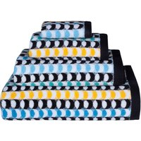Lindsey Lang Crescent Towel Multi Coloured
