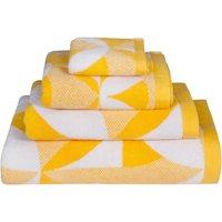 Lindsey Lang Radiate Sun Yellow Towel Sun Yellow