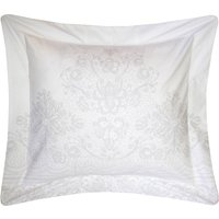 Holly Willoughby Iva Grey Cushion White
