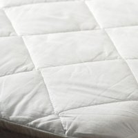 Essentials Mattress Protector White