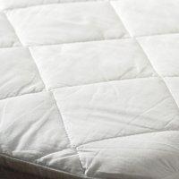 Essentials Mattress Protector White