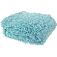 Cuddly Duck Egg Throw Duck Egg (Blue)