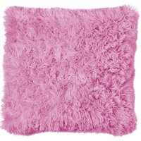 Cuddly Pink Cushion Cover Pink