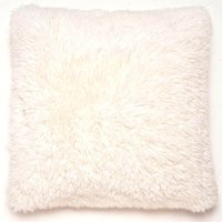 Cuddly Cream Cushion Cover Natural